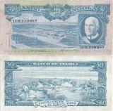 1962 ( 10 VI ) , 50 escudos ( P-93 ) - Angola