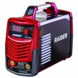 RAIDER RD-IW220 Aparat de sudura invertor 200A, Raider Power Tools