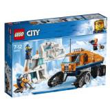 Joc LEGO® City - Camionul arctic de cercetare 60194