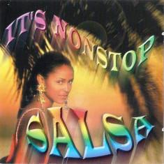 CD It's NonStop Salsa, original