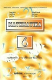 Matematica. Manual pentru clasa a VI-a in limba maghiara/George Turcitu, Ionica Rizea, C. Basarab, M.Duncea, I.Chiriac, P.Ciungu