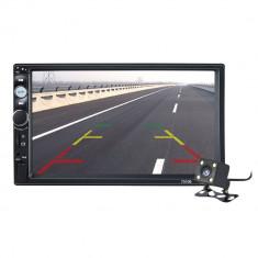 "Mp5 player auto 7012B 2DIN TouchScreen 7"", Bluetooth, USB, AUX, CAMERA Mansalier"