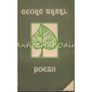Poezii - Georg Trakl