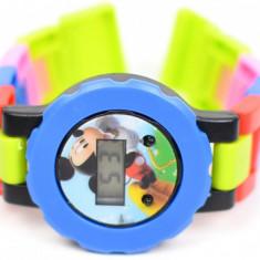 Ceas de mana pentru copii cu diverse culori -CY80132