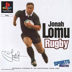 Joc PS1 Jonah Lomu - Rugby