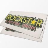 Set 2x Stickere Off Road Camuflaj 4x4 - Rockstar, STKA0032