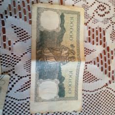 Bancnote 100000 lei vechi