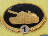 insigna militara, specialist cls.1 tanchist