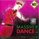 CD Various Mixed By DJ Rushen – Massive Dance Mix, original, holograma