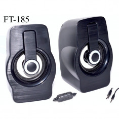 Boxe de calculator cu USB si microfon FT-185