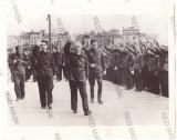 1305 - Ion ANTONESCU, Horia SIMA, Legionarii in BUCURESTI - Press PHOTO - 1940, Necirculata, Fotografie