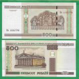 = BELARUS - 500 RUBLE – 2000 - UNC   =