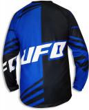 Tricou motocross Ufo Cluster, albastru, M Cod Produs: MX_NEW MG04387CM
