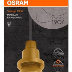 Pendul pentru iluminat Osram, GU10, 6.1W, lumina calda(2700K), 350 lumeni, 220-240 V, 68 x 97.6 mm