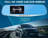 Camera de bord auto FULL HD 1080 P, in oglinda retrovizoare