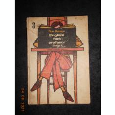 DAN DUTESCU - ENGLEZA FARA PROFESOR volumul 3 (1976, editie cartonata)