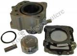 Set motor 4T 200cc ATV CG (racire apa)