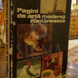 Pagini de arta moderna romaneasca