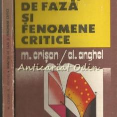 Tranzitii De Faza Si Fenomene Critice - M. Crisan, Al. Anghel