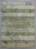 Bucuresti// harta editata de Cartea Romaneasca in 1943