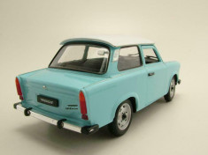 Macheta Trabant 601 - Welly  scara 1:24 foto