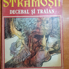 benzi desenate- Stramosii decebal si traian 1981