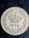 50 bani 1876