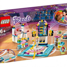 LEGO Friends - Spectacolul de gimnastica al lui Stephanie 41372
