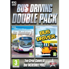 Bus Driving Double Pack - Bus Simulator 2 & Bus Driver PC