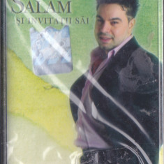 Caseta audio: Florin Salam si invitatii sai ( 2006, originala, SIGILATA )
