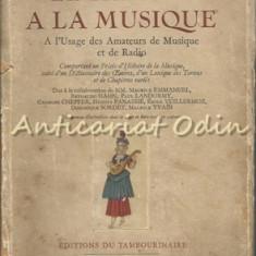 L'Initiation A La Musique - Maurice Emmanuel, Reynaldo Hahn, Paul Landormy