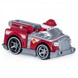 Vehicul de pompieri cu figurina, Paw Patrol, Marshall