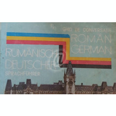 Ghid de conversatie roman- german. Rumänisch- Deutscher Sprachführer