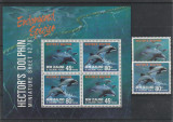Fauna marina,specii periclitate ,Noua Zelanda., Nestampilat