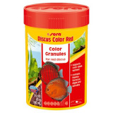 Sera Discus Color Red, 100ml, 45gr, 332, Hrana discusi granule