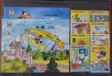 1989 - ANTIGUA AND BARBUDA- WALT DISNEY - STOCKOLMIA