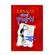 Carte Editura Arthur - Jurnalul unui pusti, Volumul 1, Jeff Kinney