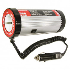Invertor curent de la 12V la 220V 150W tip doza Carpoint Auto Lux Edition