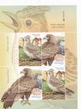 PASARI ,EUROPA 2019,BLOC MODEL I ,MNH,ROMANIA., Fauna, Nestampilat