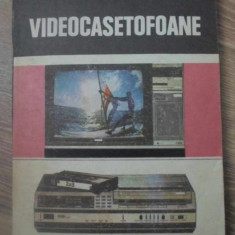 VIDEOCASETOFOANE - M. RADOI, R. MATEESCU, M. BASOIU