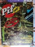 Revista Pif Gadget nr 581