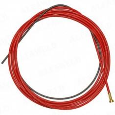 Spirala ghidare izolata pentru sarma de sudura 1.0-1.2 mm la 3 metri lungime
