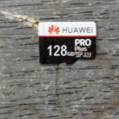 Micro SD card 128 Gb, Huawei