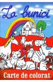 La bunici. Carte de Colorat - Andrei Gamart