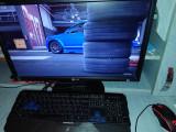 Vand pc gaming i5 2400 gtx 1050 ti + monitor, Intel Core i5, HP