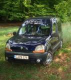 Renault Kangoo 1.9 Diesel, an 2000 (acte la zi, numai cu transcriere)