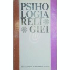 Psihologia religiei