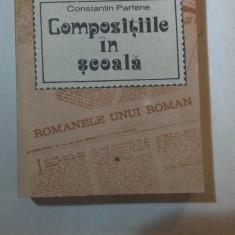 COMPOZITIILE IN SCOALA - ASPECTE METODICE-de CONSTANTIN PARFENE pt profesori