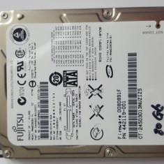 Hard-disk FUJiTSU 80 Gb 2,5 inch