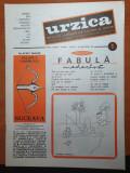 Revista urzica 15 ianuarie 1976 - revista de satira si umor